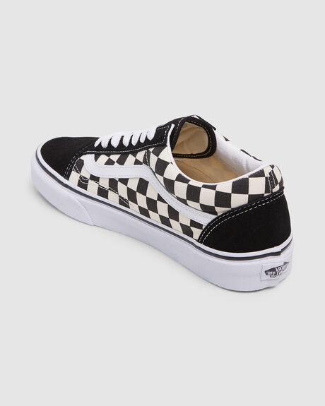 OLD SKOOL PRIMARY CHECK SHOE