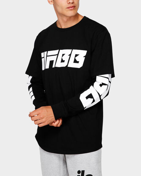 BANDIT LONG SLEEVE TEE