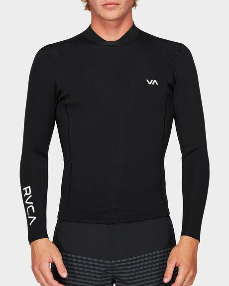 BACK ZIP NEOPRENE