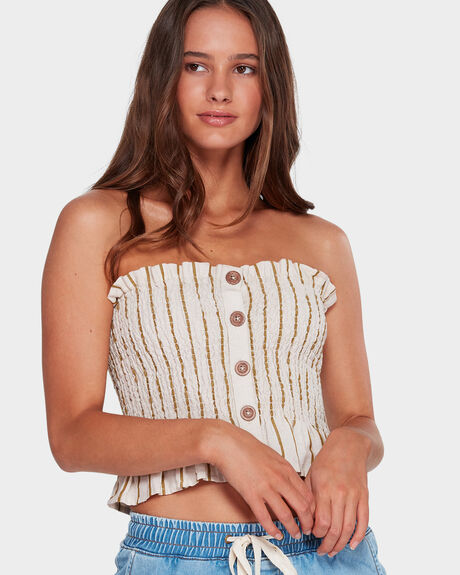 HOLIDAY STRIPE TOP