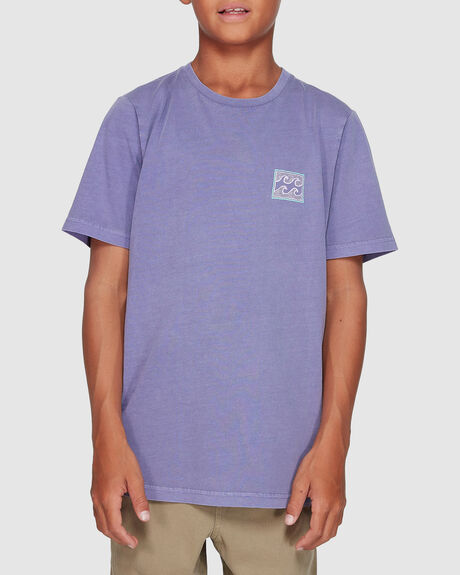 BOYS FULL FROTH TEE