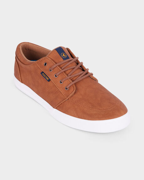 KUSTOM REMARK 2 BROWN SHOE