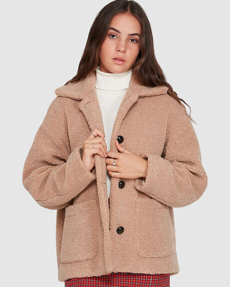 WOMENS COZY JACKET