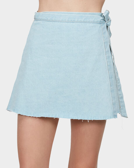 PAR DENIM SKIRT