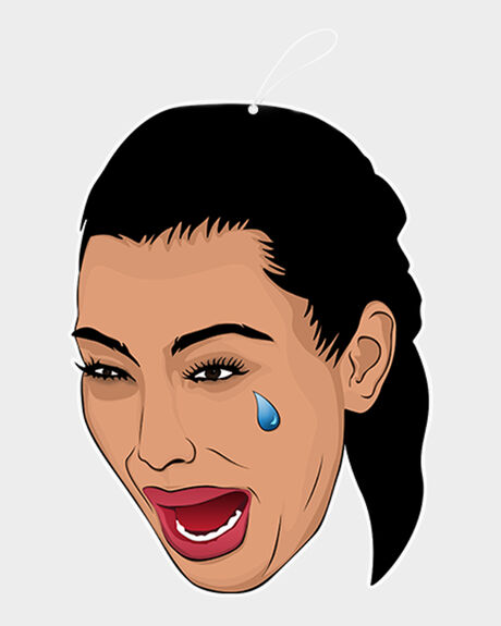 KIM CRYING AIR FRESHENER