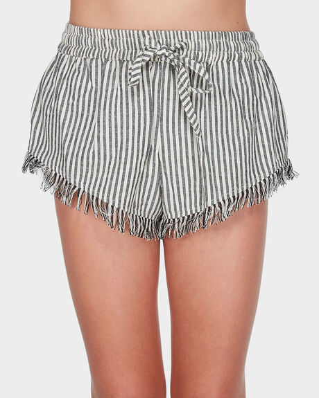 SUN STRIPED SHORT