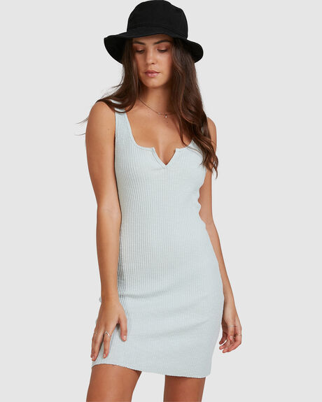 WOMENS OVER & OUT DRESS