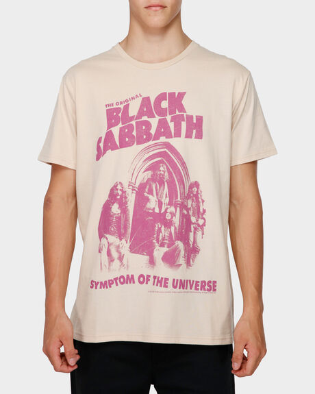 BLACK SABBATH PLAIN TEE