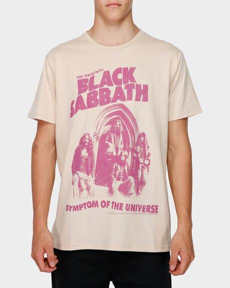 BLACK SABBATH PLAIN TEE