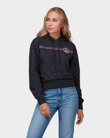 REVIVAL HOODED PULLOVER