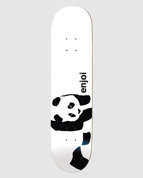ENJ-WHITEY PANDA LOGO WIDE R7
