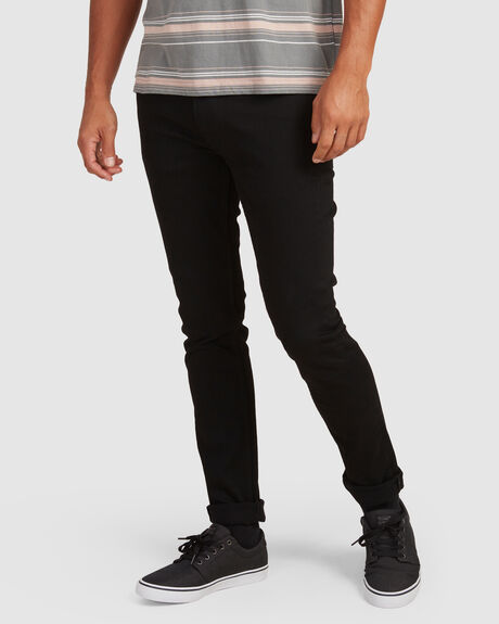 RVCA ROCKER DENIM