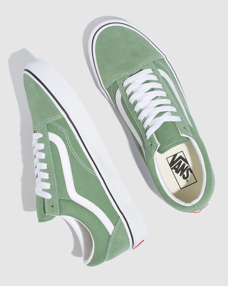 OLD SKOOL SHALE GREEN/TRUE WHI