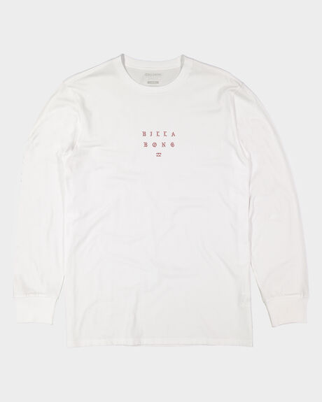 GOTHIC EMBROIDERY L/S TEE