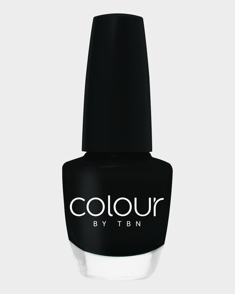 COLOUR BY TBN NAILS BLACK BEAUTY