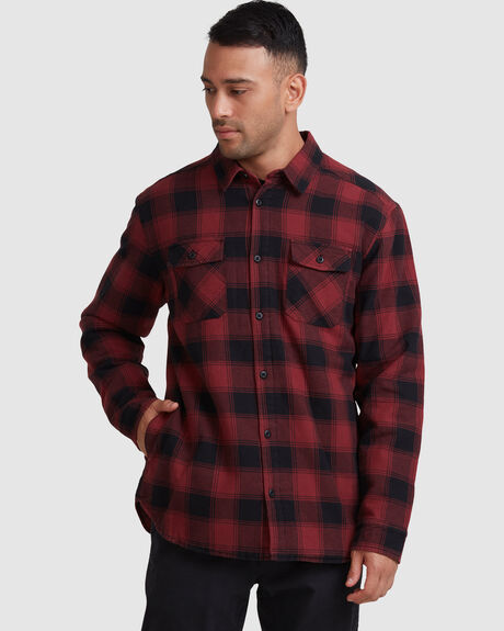 REPLACEMENT FLANNEL LS