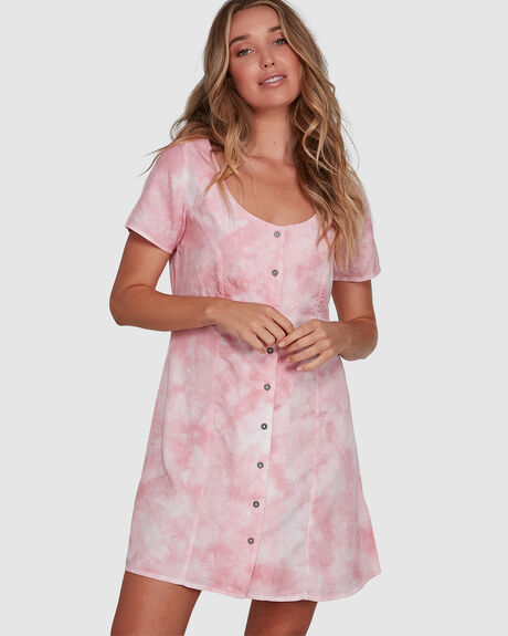 TYED DRESS