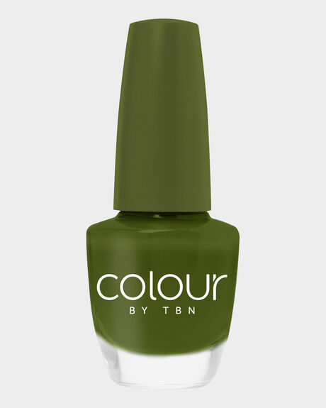 COLOUR BY TBN NAILS KEEN FOR KHAKI