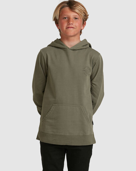 BOYS BIG WAVE DAVE POP HOOD