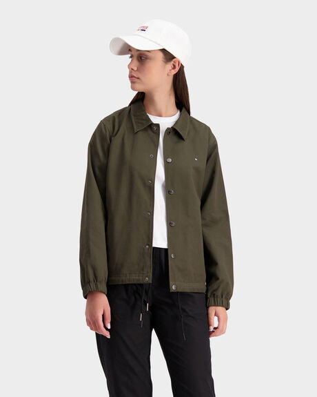 WMNS COACHES JACKET