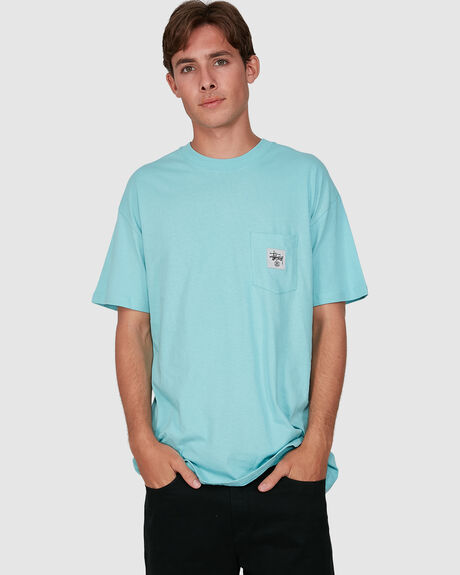 GRAFFITI LINK POCKET SS TEE