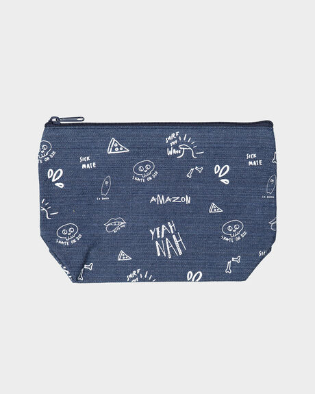 PATCH PENCIL CASE