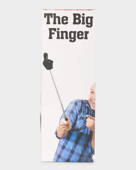 EXTENDABLE FINGER