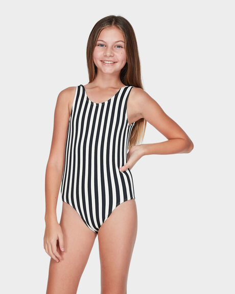 SUN STRIPED ONE PIECE