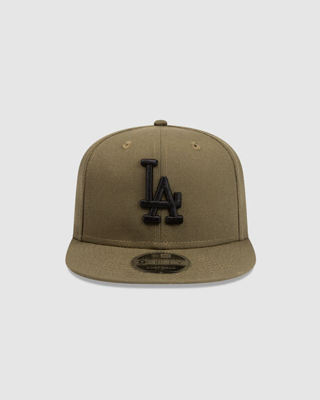 9FIFTY LOS ANGELES DODGERS PRE-CURVED CAP