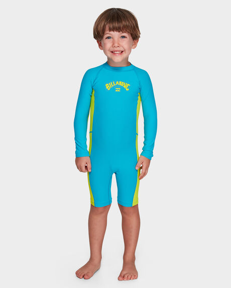 GROMS LONG SLEEVE UV SWIMSUIT
