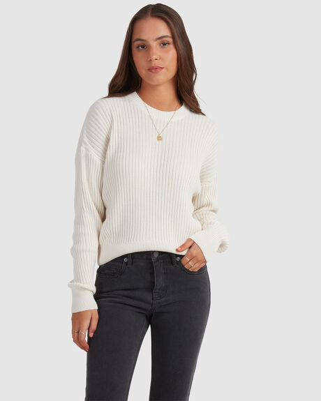 FOREVER CREW SWEATER