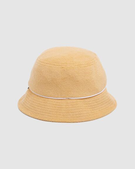 TERRY HEADS BUCKET HAT