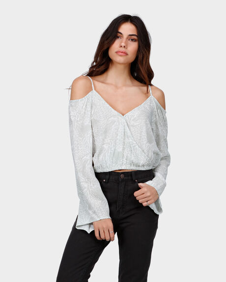 DAY DREAMS TOP