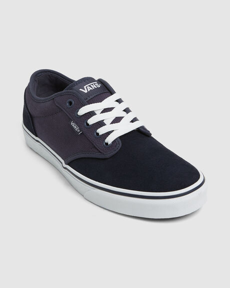 ATWOOD (SUEDE) NAVY/WHITE