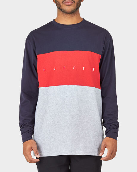 FIELD LS SUP TEE