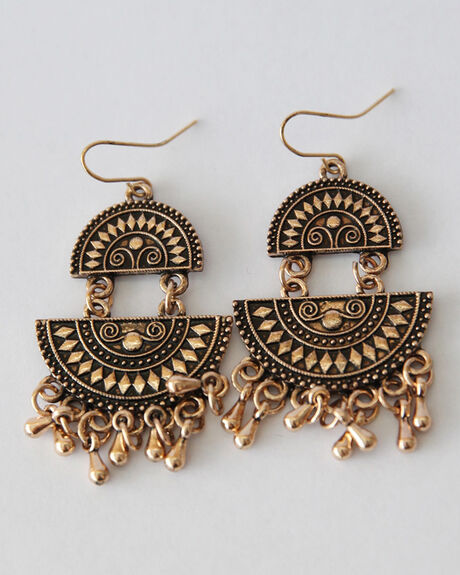 BOHO EARRINGS - GOLD
