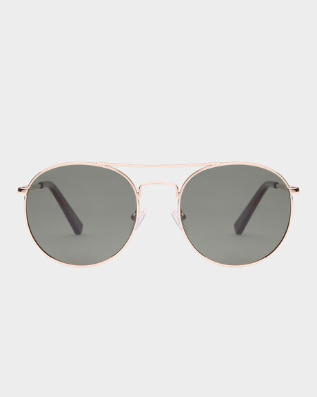REVOLUTION GOLD KHAKI MONO POLARIZED AVIATOR