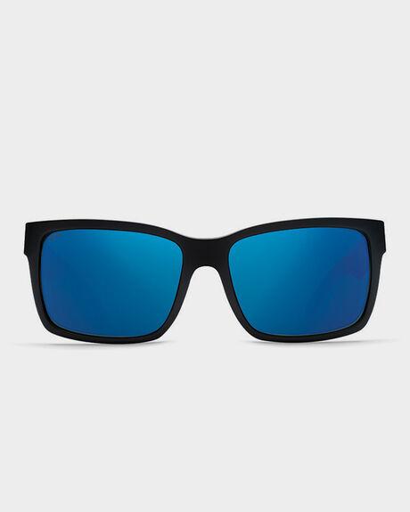 ELMORE BLACK SATIN / WILDLIFE BLUE F