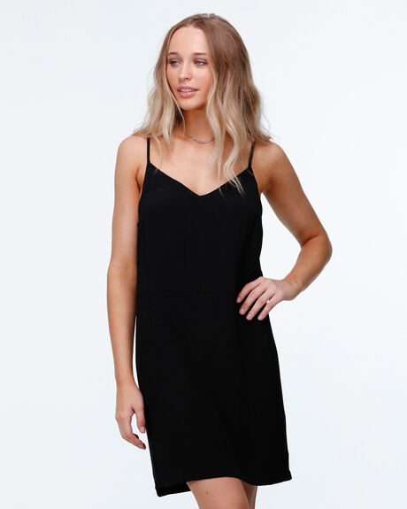 SLIPPED DRESS