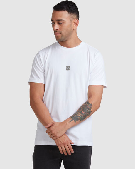 DOWN THE SPINE SS TEE