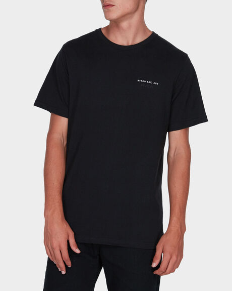 BYRON ADDRESS TEE