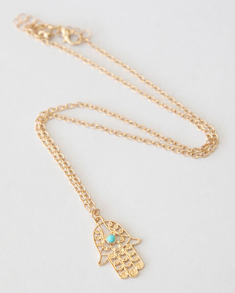 HENNA NECKLACE - GOLD