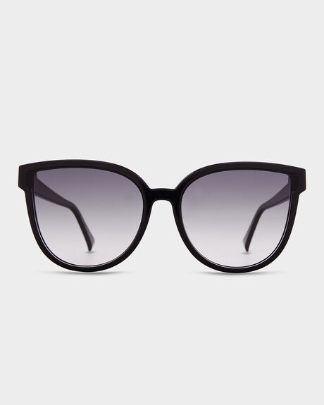 FAIRCHILD BLACK SUNGLASSES