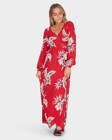 KAUAI MAXI DRESS