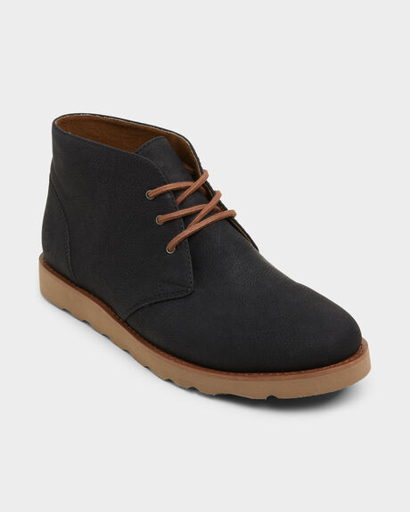 CACTUS BOOT BLACK/BROWN