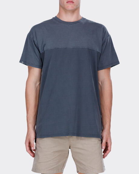 SURFPLUS CROSS OVERDYE TEE