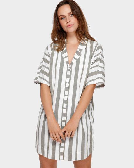 STORM SHIRT DRESS