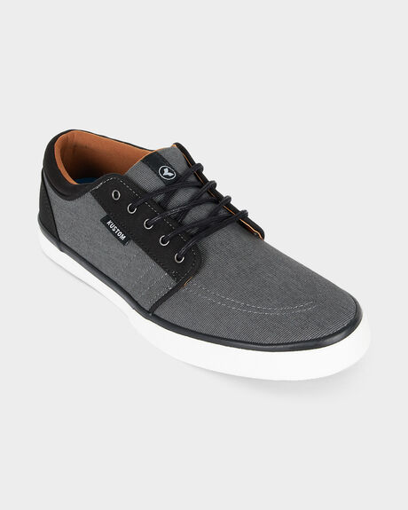 KUSTOM REMARK 2 GREY BLACK MICRO SHOE