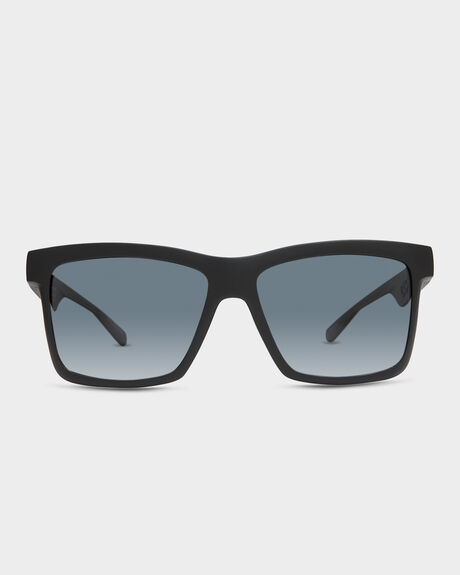 VOYAGER  MATT BLACK FLOATABLE / HYDROPHOBIC / POLARIZED