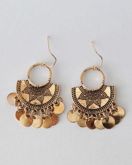 GYPSY EARRINGS - GOLD